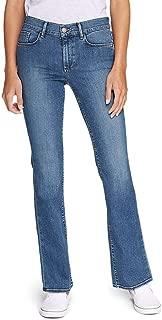 Eddie Bauer Women's Elysian Baby Boot Jeans - Slightly Curvy