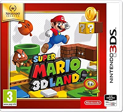 Nintendo Selects - Super Mario 3D Land (Nintendo 3DS)
