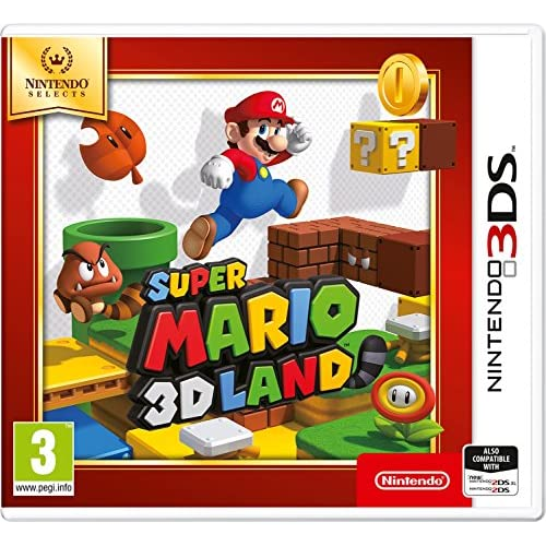 Super Mario 3D Land 3Ds- Nintendo 3Ds