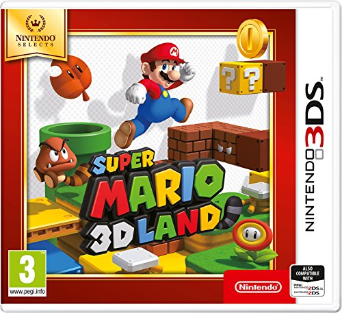 Nintendo Selects - Super Mario 3D Land (Nintendo 3DS)