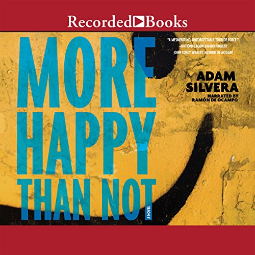 More Happy Than Not                   By:                                                                                                                                 Adam Silvera                               Narrated by:                                                                                                                                 Ramon de Ocampo                      Length: 8 hrs and 20 mins     15 ratings     Overall 4.4