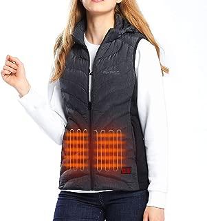 AKASO Nomad Battery Heated Vest – 3 Heating Levels, Overheat Protection,..