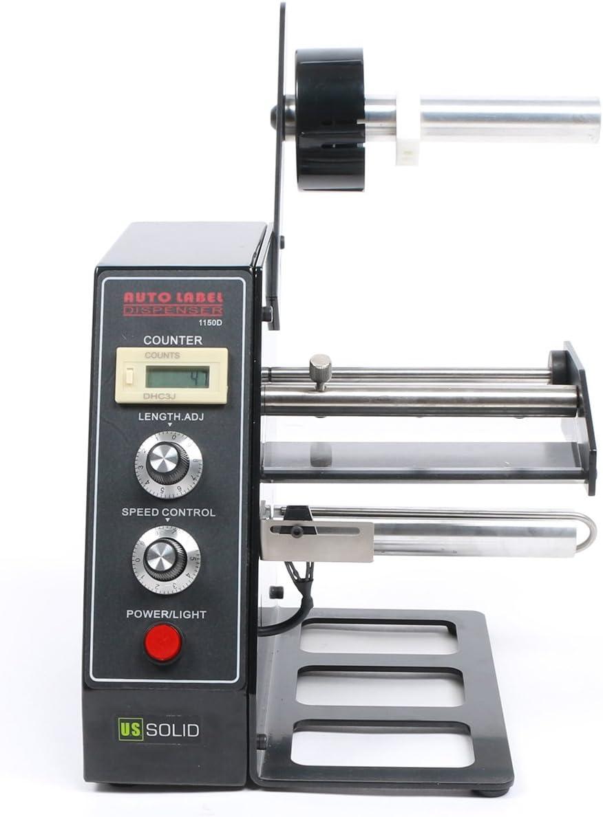U.S. Credence Solid Automatic Cheap sale Label Machine Sepa Dispenser Stripper
