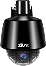 ZILINK Outdoor Wireless Security Camera, HD 960P PTZ Camera, 5X Optical Zoom, Auto Focus, Night Vision, IP65 Waterproof, Motion Alerts