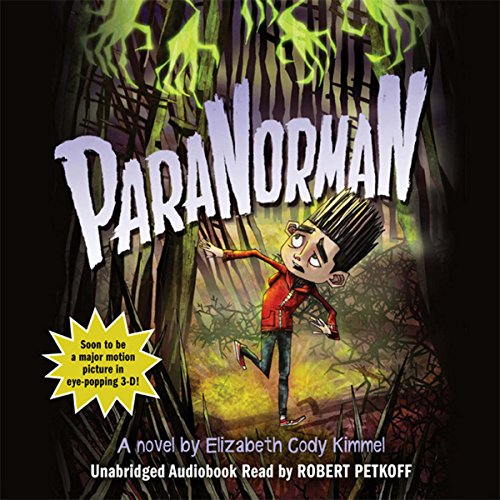 ParaNorman audiobook cover art