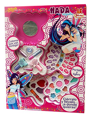 juguetes mi alegria maquillaje fabricante Mi Alegria