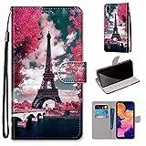 DICASI Handyhülle für Samsung Galaxy A10, Hochwertige