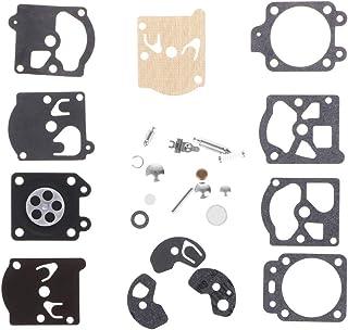 IMHERE W U Kit carburatore Carb Linea Carburante per Honda GX25 GX25N GX25NT FG110 FG110K1 HHT25S 16100-Z0H-825