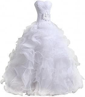 Best tiered wedding dress Reviews