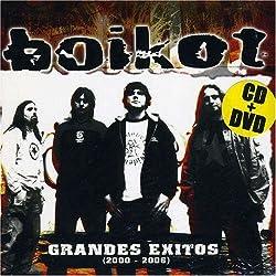 Grances Exitos CD+DVD by Boikot