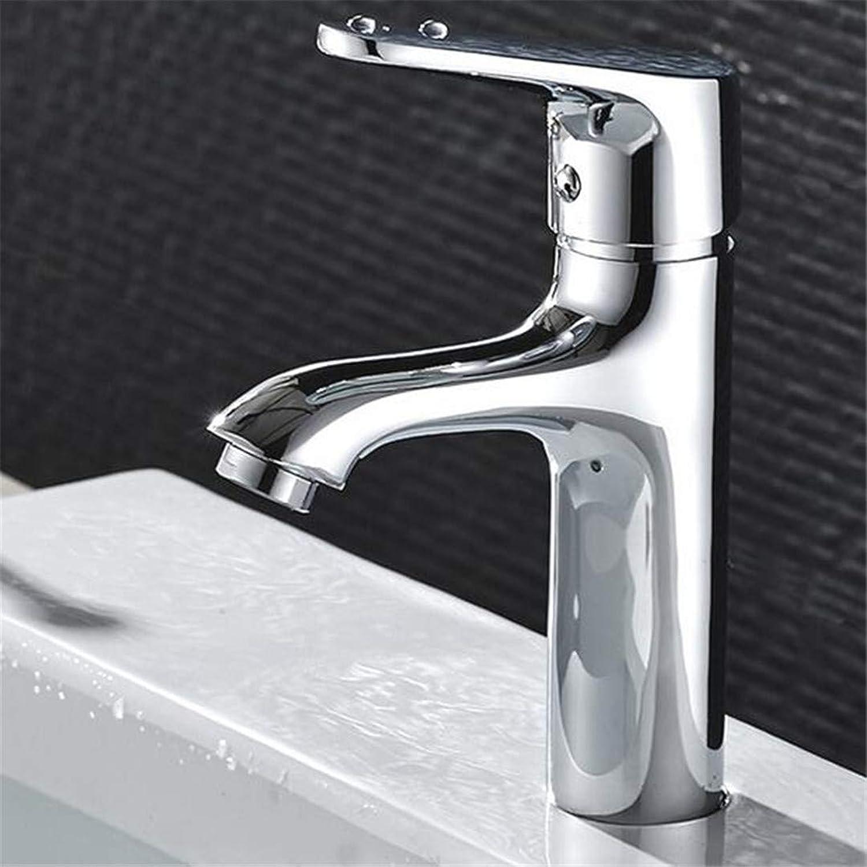 Bathroom Sink Bath Faucet Copper Hot and Cold Washbasin Faucet Basin Pottery Basin Faucet Bathroom Basin Basin Faucet