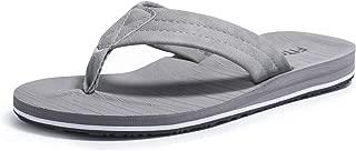 Men Flip Flops, Beach Thong Sandals Non Slip for Summer