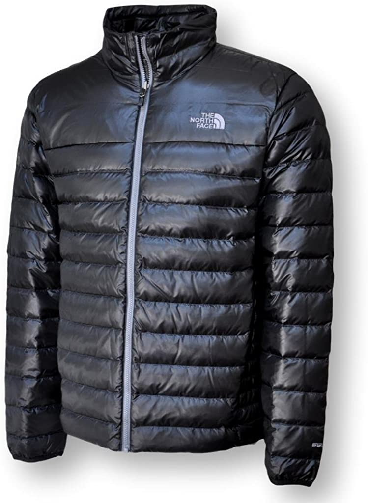 The North Face Men's Flare 550 Down Jacket, TNF Black