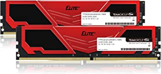 Team DDR4 2666Mhz PC4-21300 32GBx2枚(64GBkit) デスクトップ用メモリ Elite Plus シリーズ 日本国内無期限保証 正規品