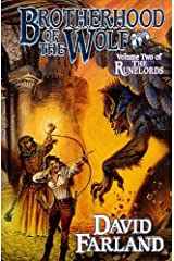 Brotherhood of the Wolf: Volume Two of 'The Runelords' Kindle Edition