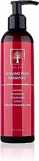 Sai Zen Volume Plus Shampoo | Anti-Thinning and Volumizing Formula | Sulfate and Paraben Free | All Hair Types, 8 oz.