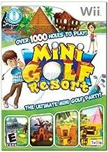 Wii Mini Golf Resort