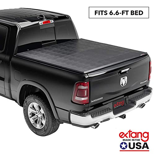 "Extang Trifecta 2.0 Soft Folding Truck BedTonneau Cover    92450   Fits 2014-18, 2019 Legacy Chevy/GMC Silverado/Sierra 1500, 2014-18, 2500/3500HD - 2015-18, 2019 Silverado 1500 Lgcy/Ltd 6'6"" Bed"