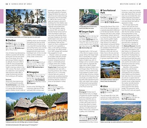DK Eyewitness Serbia (Travel Guide) - 61lP9gIkdDL