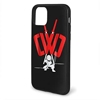 Compatible with iPhone 11/Pro/Max Case,Chad-Wild-Clay Soft Non-Slip Shockproof Protective Phone Case Cover