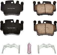 Power Stop Z23-917, Z23 Evolution Sport Carbon-Fiber Ceramic Front Brake Pads