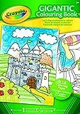 Crayola – Album de Coloriage Géant – 128 Pages A4 à Colorier (Import Royaume-Uni)