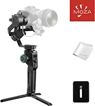 MOZA Aircross2 Gimbal Stabilizer for Camera up 7Lb to Auto-Tuning Time-lapse Shooting 12hours Battery Life Beyond Your Imagination