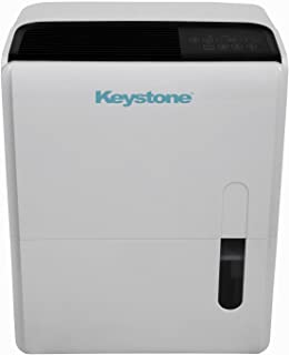 Keystone 95 Pt. Dehumidifier with Built-In Pump