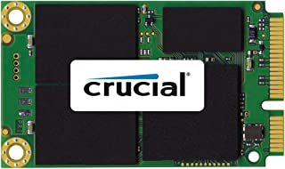 Crucial CT120M500SSD3 - Disco Duro Interno mSATA de 120 GB