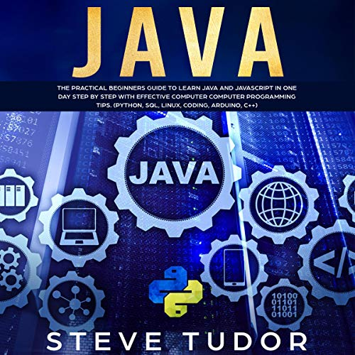 JAVA: The Practical Beginners Guide to Learn Java and Javascript in One Day: Step by Step with Effective Computer Computer Programming Tips