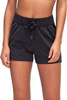 "Lavento Women's Workout Shorts Lightweight Active 3"" /4"" /5"" Running Shorts"