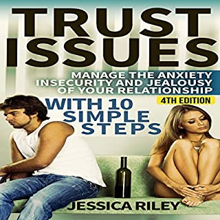 Trust Issues audiobook cover art