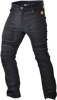 Trilobite Motorrad Herren Jeans Parado, schwarz Größe : 30 lange