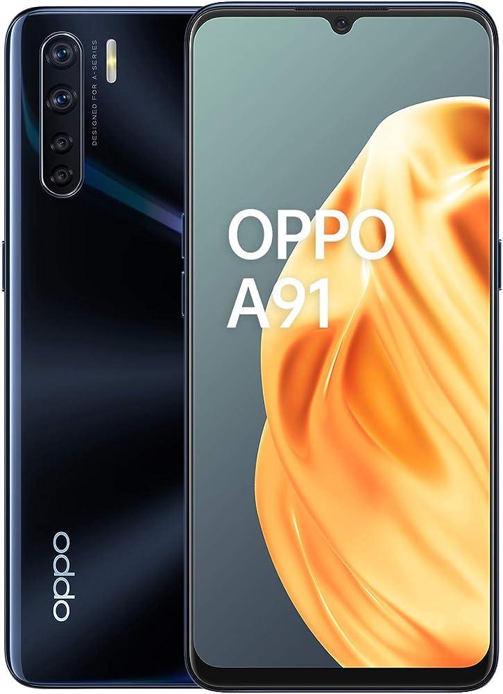 oppo a91 smartphone,amoled, 4, fotocamere,128gb espandibili, ram 8gb,dual sim 5971866