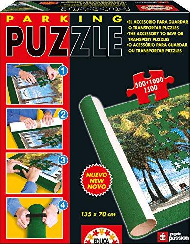 Educa - 13390 - Puzzle - Parking - 500 à 1500 Pièces