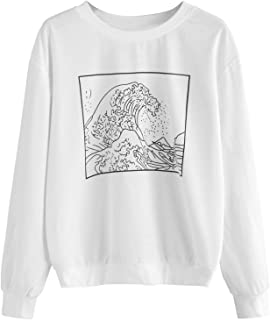 Best graphic sweaters womens Reviews