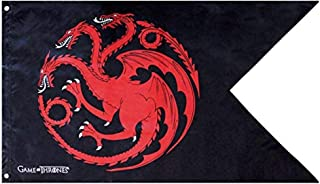 comprar comparacion ABYstyle - Juego de Tronos - Bandera - Targaryen (70 x 120 cm)