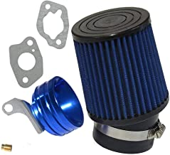 212cc Predator Performance Air Filter, Adapter & Upgrade Jet- BLUE