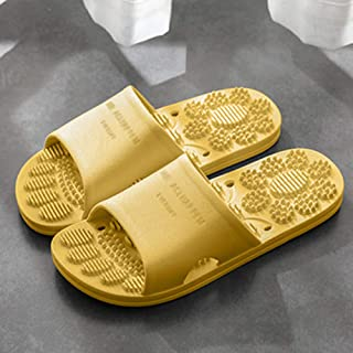 Massage Slippers for Men and Women, Home Bathroom Anti-Skid Shower Sandals Shoes Suitable for Indoor and Outdoor