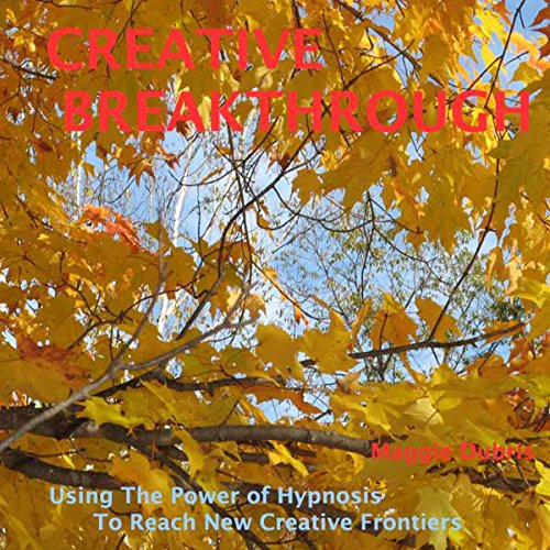 Creative Breakthrough audiobook cover art