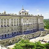 Smartbox - Caja Regalo - Las Joyas de la Corona: Tour guiado en el Palacio Real de Madrid y El Retiro con Aperitivo de Tapas - Ideas Regalos Originales