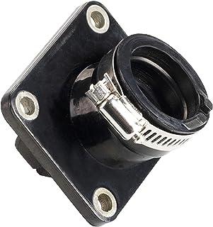 Homyl Adaptador de junta de bota do coletor de admissão de carburador para Yamaha YZ80 93-01 YZ85 2002-2017