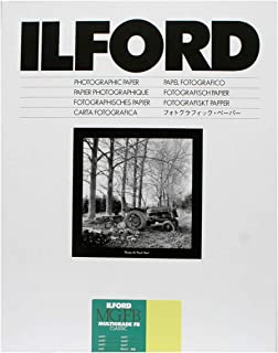 Ilford MGFB Classic Matte - 8inx10in 100 Sheets