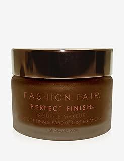 fashion fair souffle brown blaze