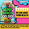 Hemp Gummies - 300,000, 3,000 per Gummy, 100PCS - Stress, Insomnia & Anxiety Relief - Made in USA - Tasty & Relaxing Herbal Gummies - Premium Extract - Mood & Immune Support - Omega 3-6-9 Complex #5