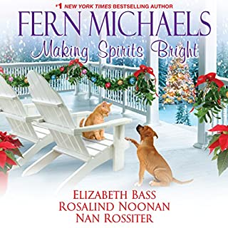Making Spirits Bright audiobook cover art