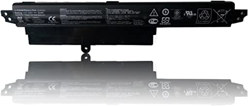 Fully New A31N1302 Replacement Laptop Battery Compatible with Asus Vivobook X200CA X200M X200MA F200CA 11.6