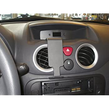 Brodit 853567 Proclip Für Citroen C5 05 07 Schwarz Elektronik