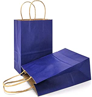 blue craft bags