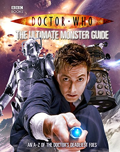 Doctor Who: The Ultimate Monster Guide